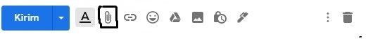 Gambar peniti di Gmail