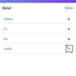 Cara Mengirim Email lewat Yahoo mail dengan Mudah