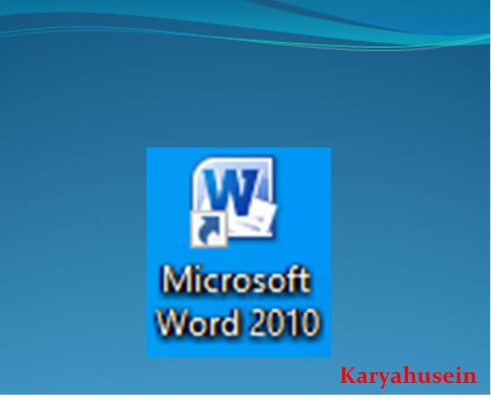 Cover pembahasan Microsoft Word