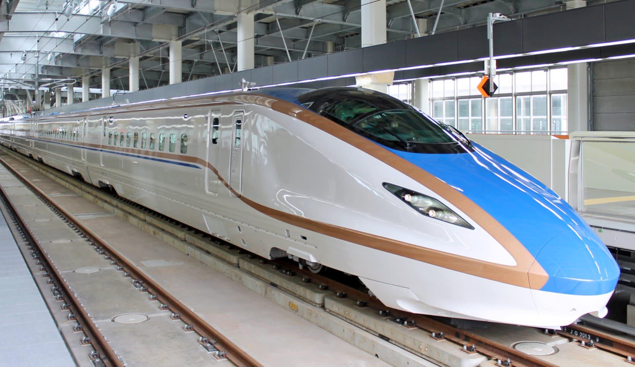 Teknologi Kereta Kecepatan Tinggi
