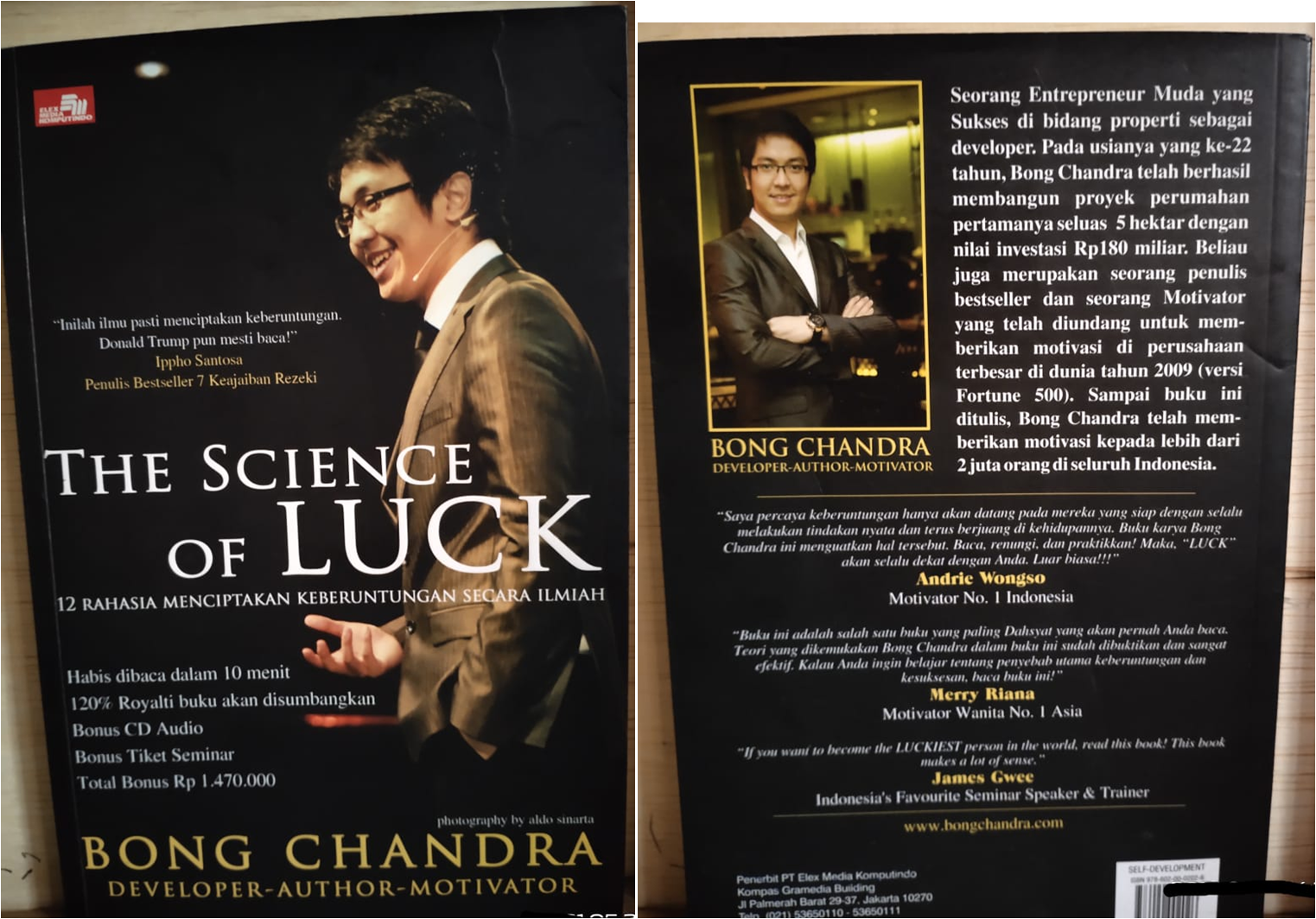 The Science Of Luck