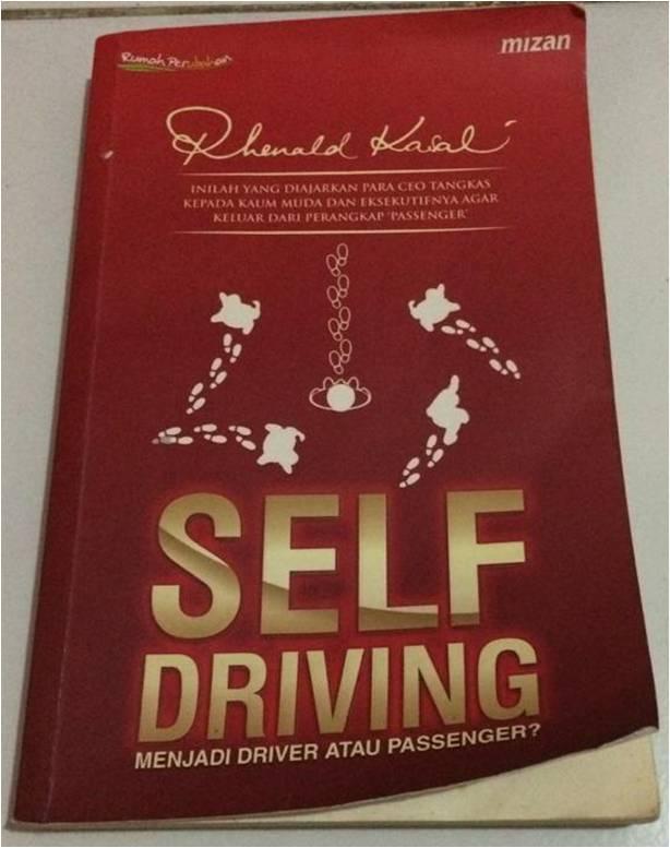 Self Driving Rhenald Kasali