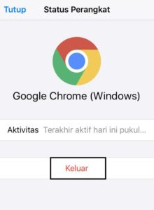 Cara Membuka WhatsApp Web di Laptop