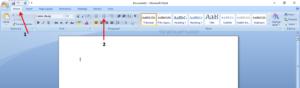 Cara Membuat Daftar Urutan di Word